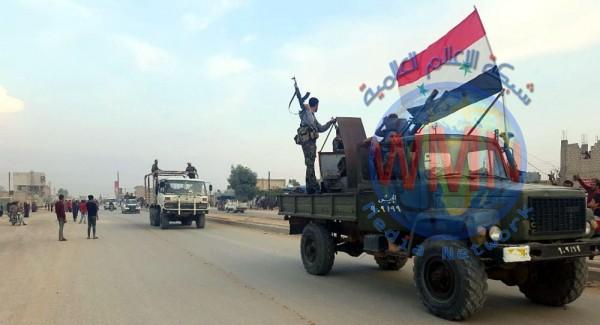 الجيش السوري يستعد لمعركة إدلب الكبرى