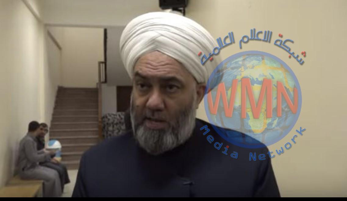جماعة علماء العراق: يجب على العراقيين جميعا اكمال مشروع المهندس