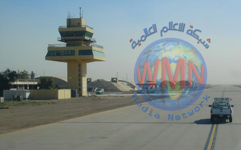إصابة 4 من منتسبي القوة الجوية بينهم ضابط بقصف قاعدة بلد