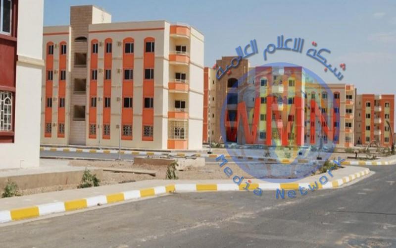 صالح الهماش: بناء 750 الف وحدة سكنية ومحطات كهربائية بطاقة 5 الاف ميغاواط ضمن اتفاقية الصين
