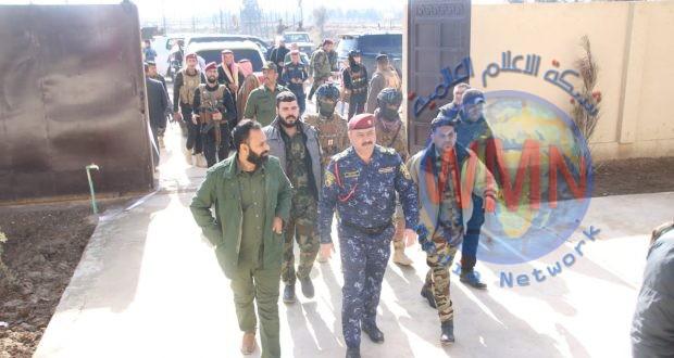 الحشد الشعبي يشارك بافتتاح مبان ومدارس في صلاح الدين