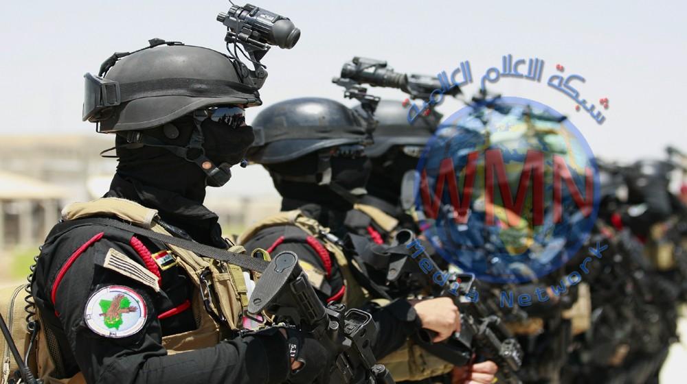 مكافحة الارهاب يكشف تفاصيل ضبط مخزن كبير لتصنيع العبوات في الفلوجة