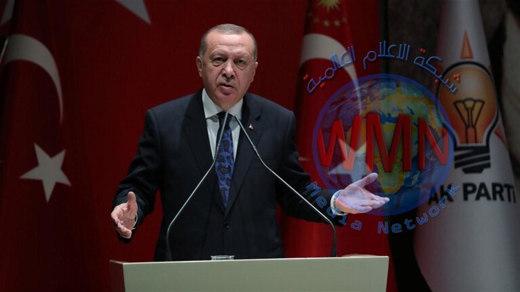 أردوغان: لا نريد تحول العراق إلى مسرح للاعمال القتالية