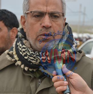 الحمداني: هدفنا من عمليات أبطال العراق تأمين محيط كربلاء والنجف بشكل كامل