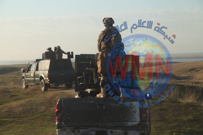 إنطلاق عملية أمنية في محيط خانقين شمال شرق ديالى