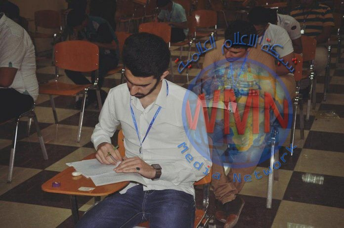 تلاميذ بغداد والبصرة يؤدون امتحانات نصف السنة