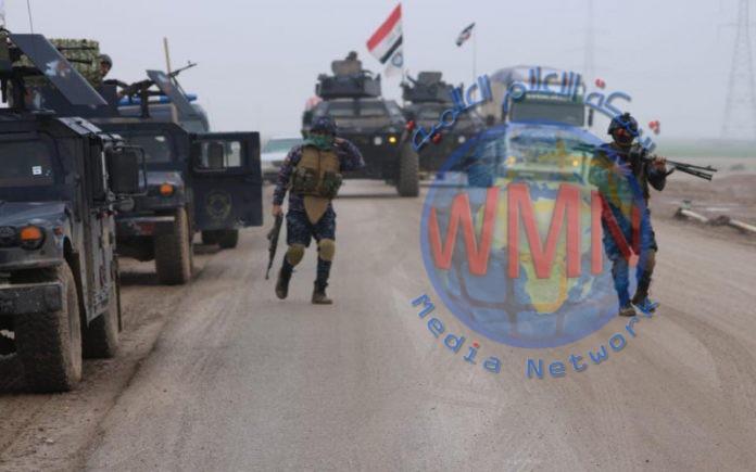 الشرطة الاتحادية تعتقل متهمين بحوزتهما أكثر من الف حبة مخدرة ببغداد