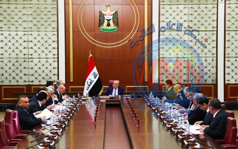 مجلس الوزراء يعقد جلسة برئاسة وزير المالية ويتخذ عدة قرارات