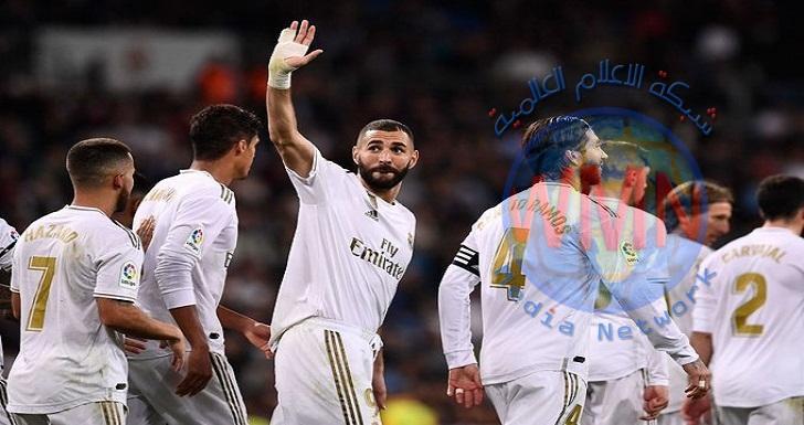 تشكيلة ريال مدريد امام سيلتا فيغو في مباراة اليوم