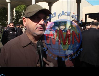 الكوفي : سنواصل الطريق الذي ابتدأه المهندس بالدفاع عن العراق واستقلاله