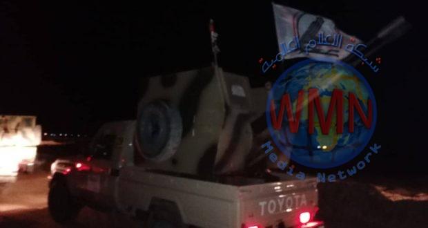 قيادة عمليات نينوى للحشد توضح تفاصيل الهجوم الإرهابي في قاطع جزيرة الحضر