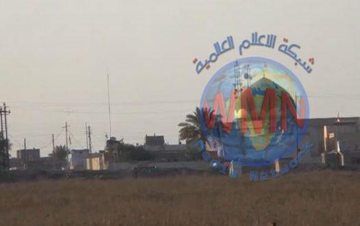 اللواء التاسع بالحشد الشعبي يكثف انتشاره في محيط سامراء