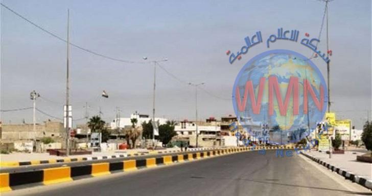 تمديد حظر التجوال في محافظة البصرة لغاية الاول من نيسان