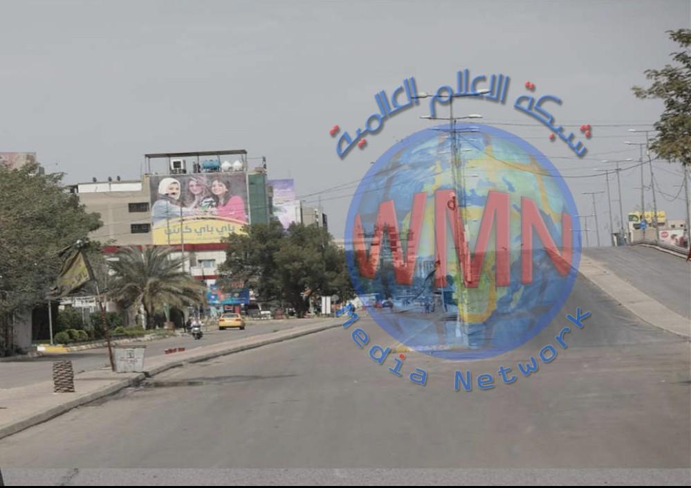 بالصور.. مناطق الرصافة في بغداد اليوم