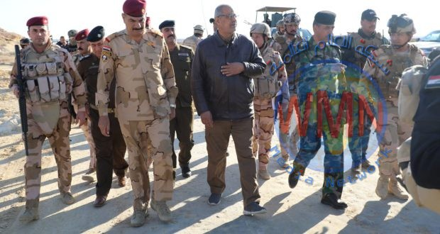 قائد عمليات الفرات الأوسط يعلن انطلاق عمليات لمسح وتفتيش منطقة عين التمر بمشاركة القوات الأمنية