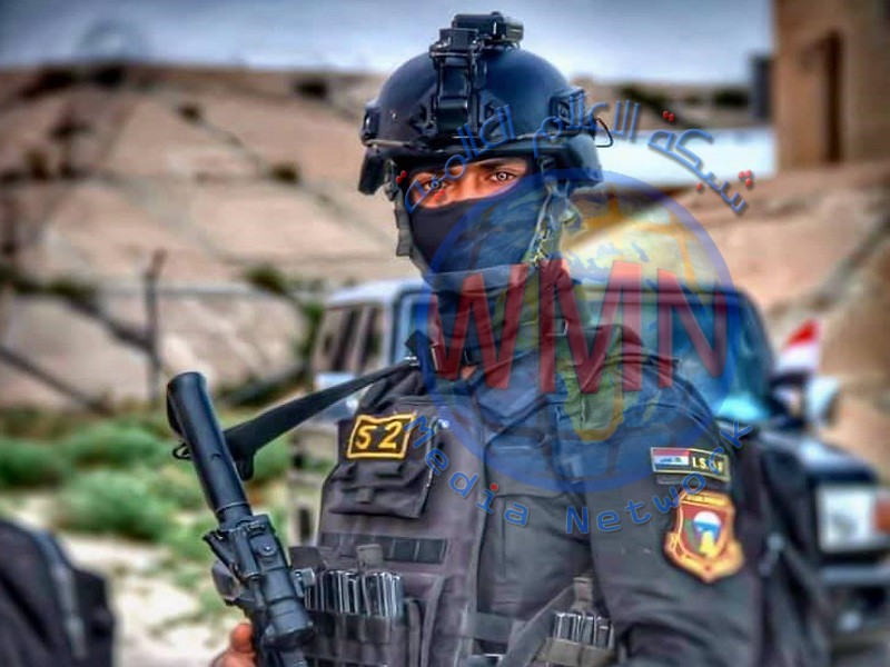 جهاز مكافحة الارهاب يفكك خلية ارهابية مسؤولة عن استهداف المواطنين في كركوك