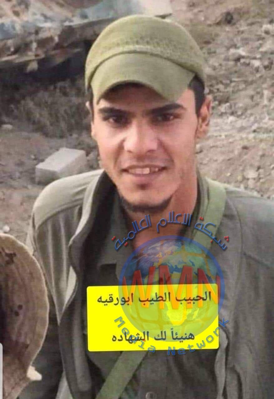 استشهاد مقاتل بالحشد وإصابة إثنين اخرين بانفجار عبوة ناسفة في جرف النصر