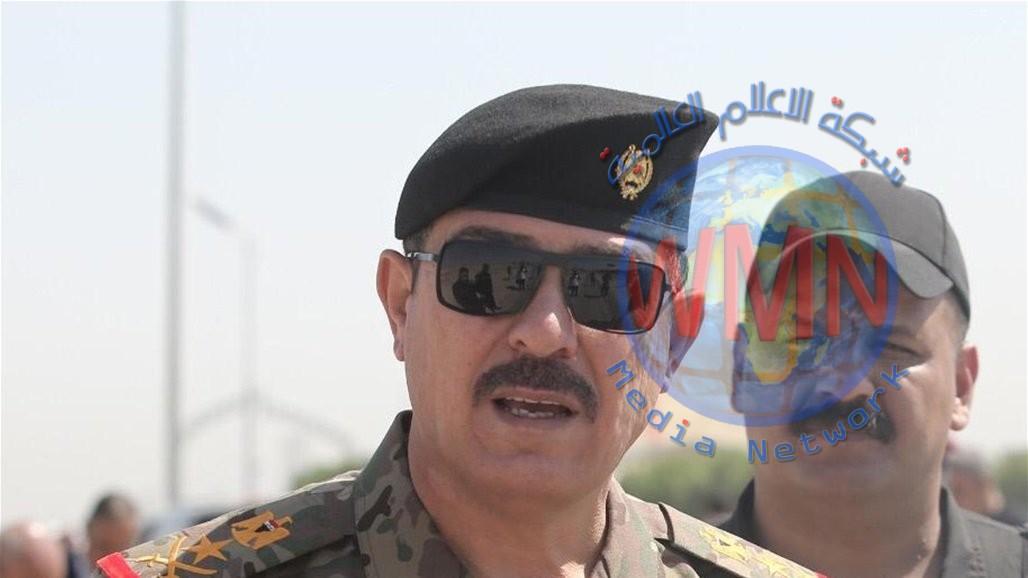 سكرتير القائد العام الفريق الركن محمد البياتي يعلن تخصيص رحلات جوية استثنائية لاعادة العراقيين الى البلاد