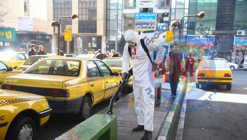 إيران تعلن شفاء 33% من مصابي كورونا