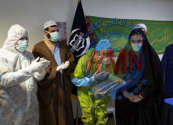 ايران تعلن إحصائية جديدة عن إصابات ووفيات كورونا