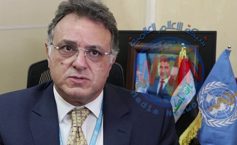 الصحة العالمية توصي باستمرار إجراءات الوقاية من كورونا في العراق