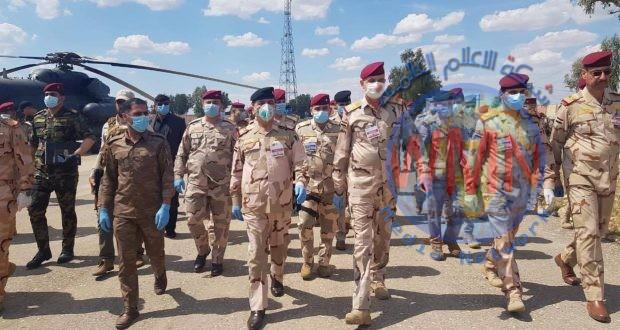 اجتماع رفيع بحضور الحشد الشعبي في ديالى لبحث التحديات الأمنية