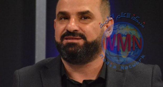 مهند العقابي: الحشد قوة رسمية وتحترم العلاقات الخارجية للحكومة العراقية