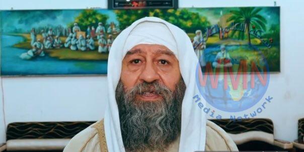 وكيل رئيس الطائفة المندائية في العراق والعالم يشكر الحشد الشعبي والجهات الصحية التي تعمل على الحد من كورونا