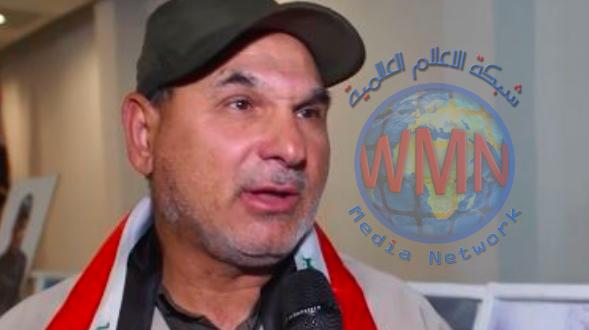 الكوفي: هندسة الحشد تعمل 16 ساعة يوميا لإزالة نفايات معسكر الرشيد