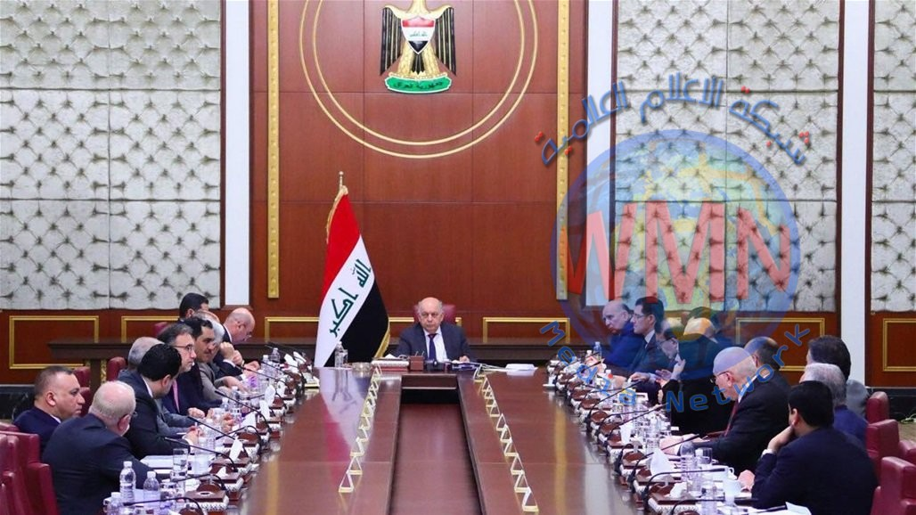 مجلس الوزراء يعقد جلسته الاعتيادية عبر دائرة تلفزيونية مغلقة