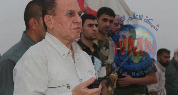 """قائد عمليات الشمال للحشد يوجز نتائج عمليات """"ابطال النصر الثانية"""" في كركوك"""