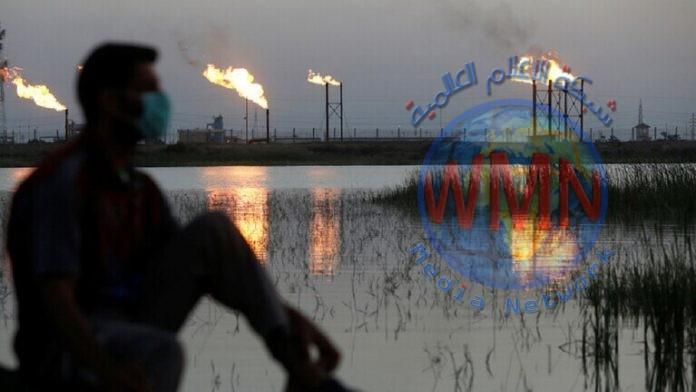 وزارة النفط تعلن عن خطط لاستثمار 3400 مقمق من الغاز المصاحب