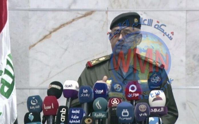 عبد الكريم خلف: الحشد يواجه المؤامرات والاعتداءات الخارجية وداعش معا