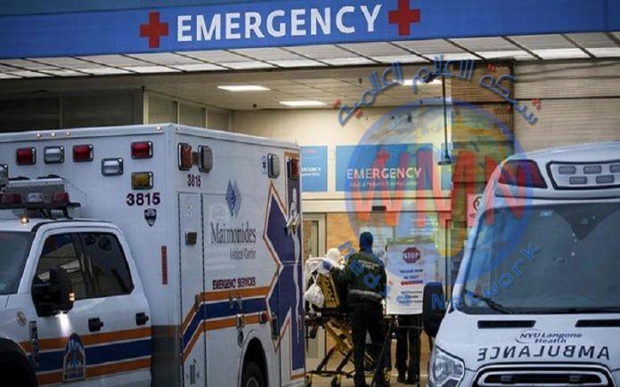 أميركا تسجل 1800 وفاة جديدة بكورونا خلال 24 ساعة