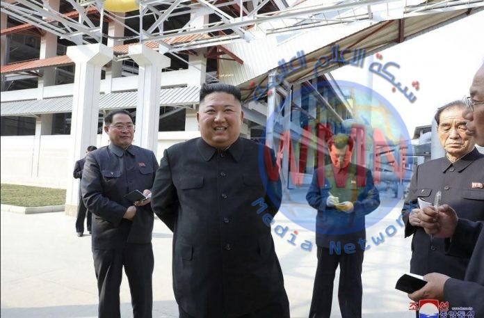 أول ظهور إعلامي لزعيم كوريا الشمالية بعد تكهنات بوفاته