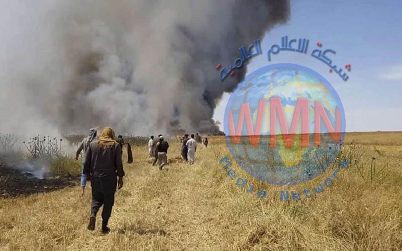 وزارة الزراعة تشكل غرف عمليات لمتابعة الحرائق: العراق يتعرض لاستهداف ممنهج