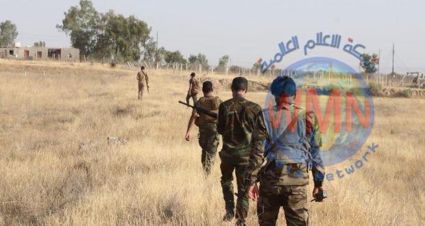 اللواء 35 بالحشد يدمر عددا من مضافات داعش بعملية أمنية شمال غرب قضاء بيجي