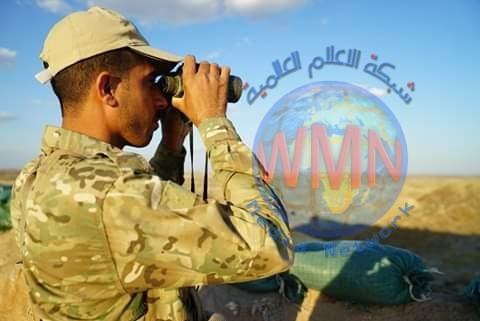اللواء 21 بالحشد يصد تعرضا لداعش في صلاح الدين