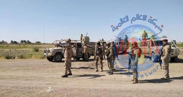 الحشد والجيش ينفذان عملية أمنية لتفتيش ضفتي نهر الفرات غرب الانبار