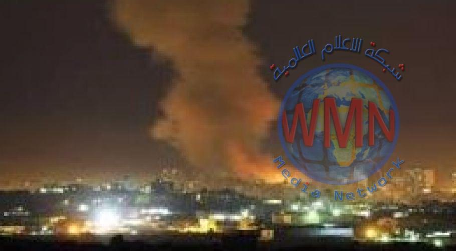 انفجار يهز مدينة حلب السورية