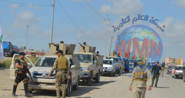 اللواء 33 بالحشد الشعبي يطهر ست قرى جنوب غرب الموصل