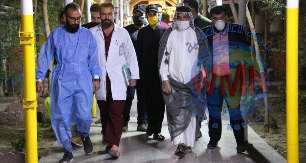 مركز الشهيد المهندس يطلق مبادرة للتواصل مع الكوادر الطبية في مستشفيات بغداد