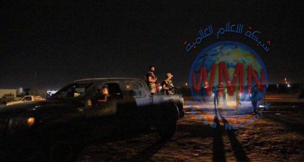 """الحشد الشعبي يحبط محاولة تسلل لـ""""داعش"""" في جرف النصر"""