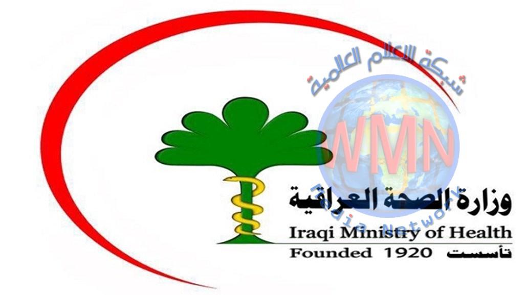 وزارة الصحة تعلن عن تسجيل (١٦٣)اصابة جديدة بفيروس كورونا في العراق