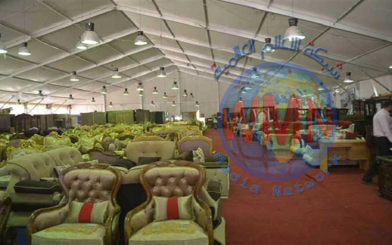 العراق يستورد أثاث مصري بقيمة 5 ملايين دولار في الربع الأول من 2020