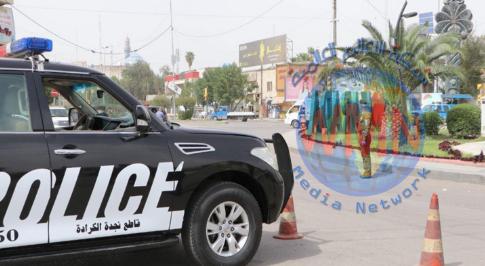 القبض على ( 146) شخص مخالفين لتعليمات حظر التجوال في بغداد