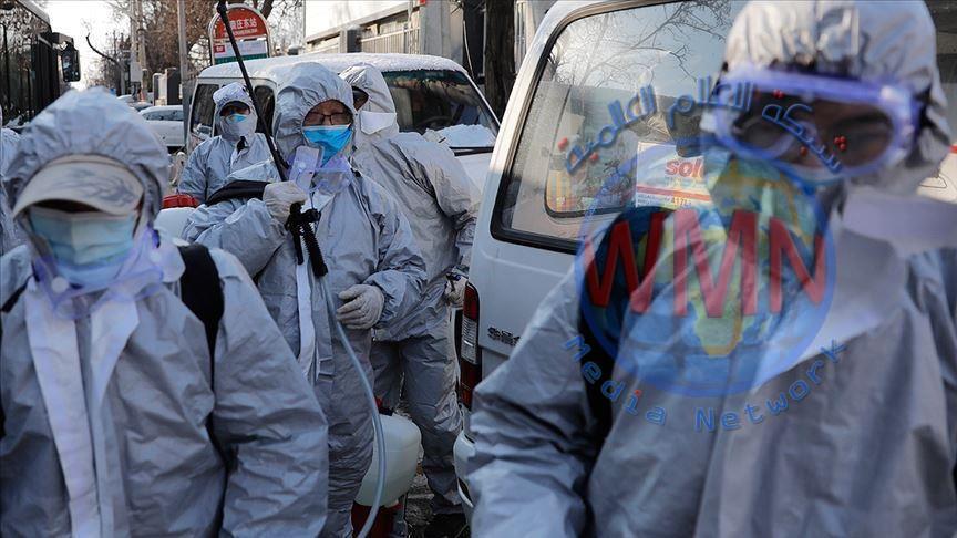 تسجيل 8 إصابات جديدة بكورونا في الصين