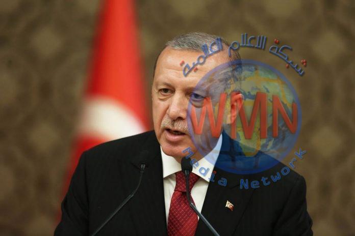 """اردوغان للبابا فرنسيس: يجب ان يقف العالم صفا واحدا بوجه """"إسرائيل المحتلة"""""""
