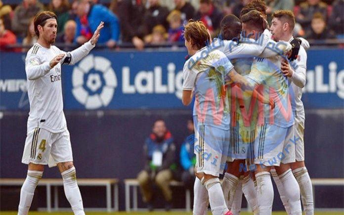 التشكيل المتوقع لمباراة اسبانيول وريال مدريد