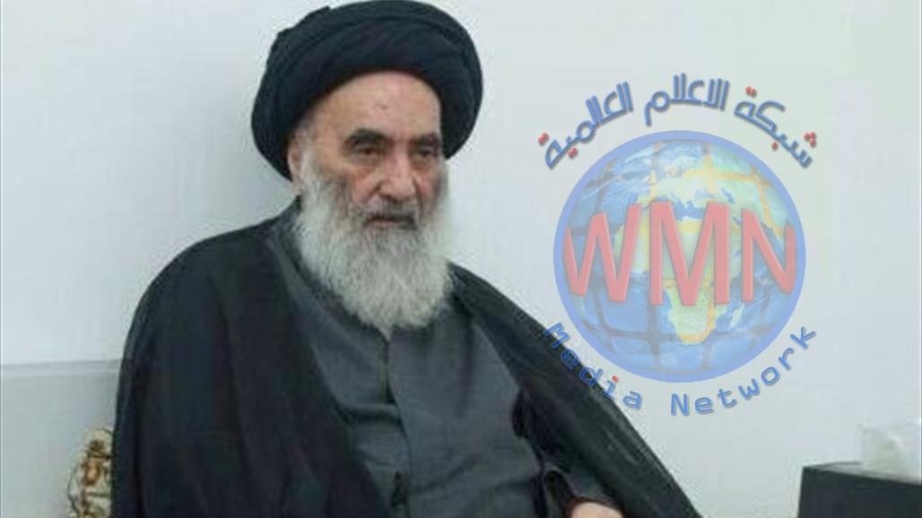 """مكتب السيد السيستاني يشدد على """"الالتزام الصارم"""" للحد من انتشار كورونا"""